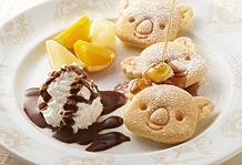 コアラのマーチパンケーキ,ロッテシティホテル錦糸町,朝食,コアラのマーチ