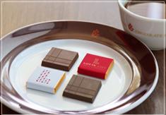 ウェルカムチョコレート,ロッテシティホテル錦糸町,朝食,コアラのマーチ