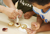 森永乳業 チーズ作り体験,東京都内,工場見学,子ども