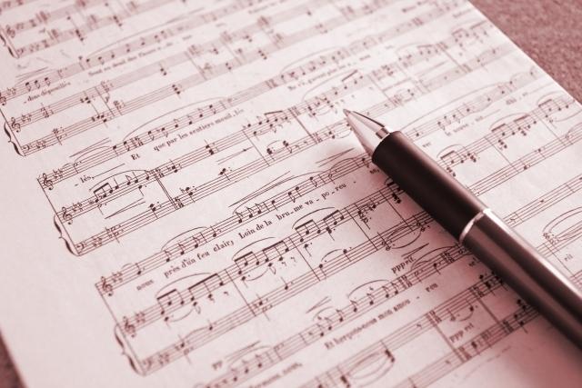 楽譜,英語,歌,子ども
