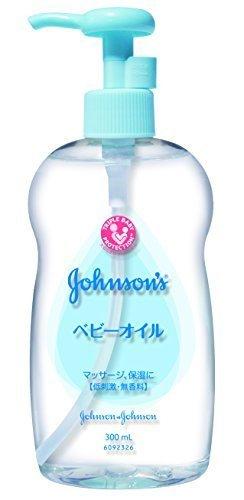 ジョンソン ベビーオイル 無香料 300mL,乾燥肌,悩み,産後