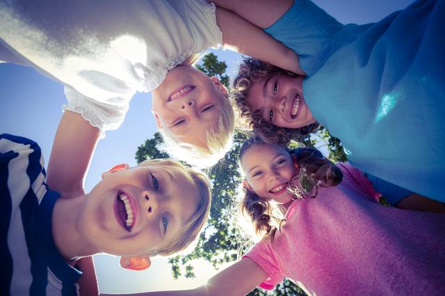 こども達の笑顔,ブラジル,子育て,海外