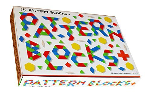 PATTERN BLOCK+ ([バラエティ]),幼児,知育,おもちゃ