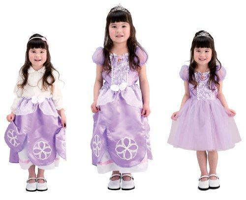 ディズニー ちいさなプリンセスソフィア かわいい3WAYドレス 100cm-110cm,ディズニー,人気プリンセス,ちいさなプリンセスソフィア
