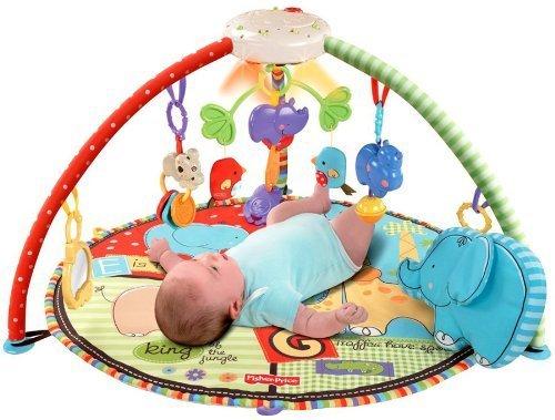 フィッシャープライス ベビーどうぶつえん デラックスジム&メリー (T6339),おもちゃ,フィッシャープライス,おすすめ