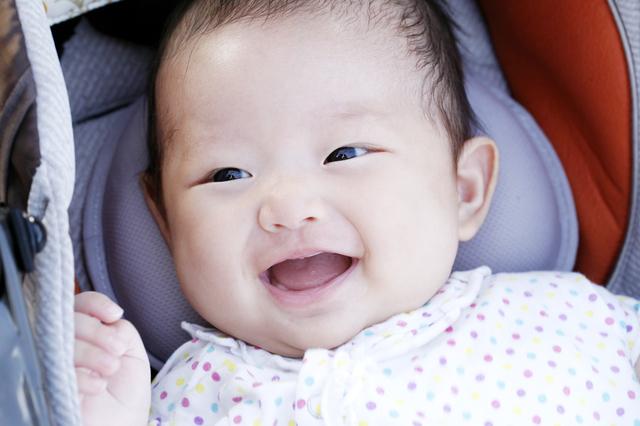 笑う赤ちゃん,さいたま新都心,コクーンシティ,子連れ