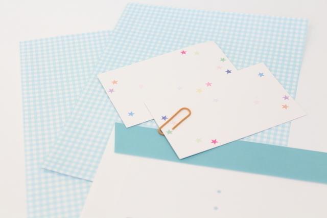 封筒,出産,手続,アイテム