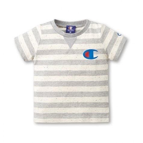 Champion 男の子 Tシャツ,バースディ,コラボ,かわいい