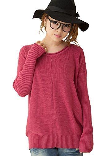 スウィートマミー (Sweet Mommy) オーガニックコットン 変形 ドルマン ニット トップス 授乳服 / マタニティウェア M ローズピンク,授乳口付きトップス,選び方,おすすめ