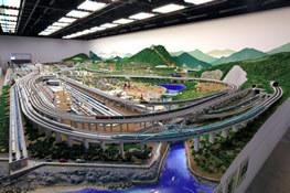模型鉄道ジオラマ,鉄道博物館,子連れ,攻略法