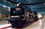 C57形式蒸気機関車,鉄道博物館,子連れ,攻略法