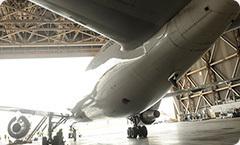 JAL格納庫見学,JAL,整備,工場見学