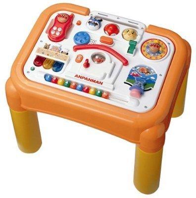 アンパンマン よくばりテーブル アガツマ,おもちゃ,女の子,0歳