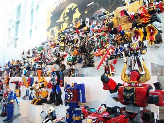 合体ロボットエリア,バンダイ,おもちゃ,栃木