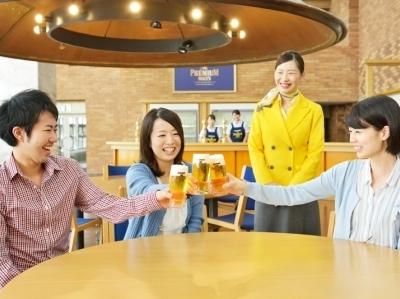 「サントリー武蔵野ビール工場」ガイドツアー,東京,ビール,工場