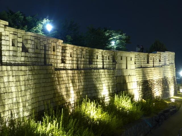 駱山公園,韓国,公園,子連れ