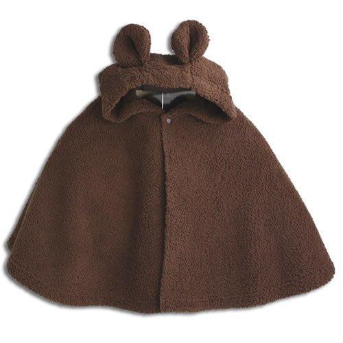くまデザインの着ぐるみ フード付き マント ,赤ちゃん,防寒着,おすすめ
