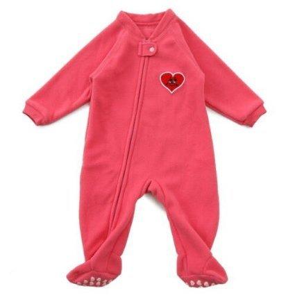フリース素材のジャンプスーツ,赤ちゃん,防寒着,おすすめ