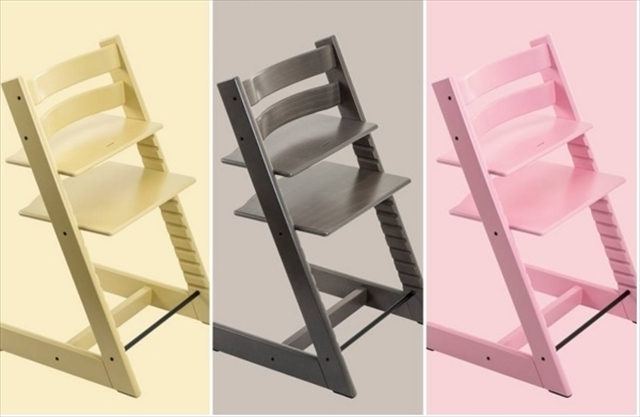 トリップトラップの新色,情緒,思い出,椅子