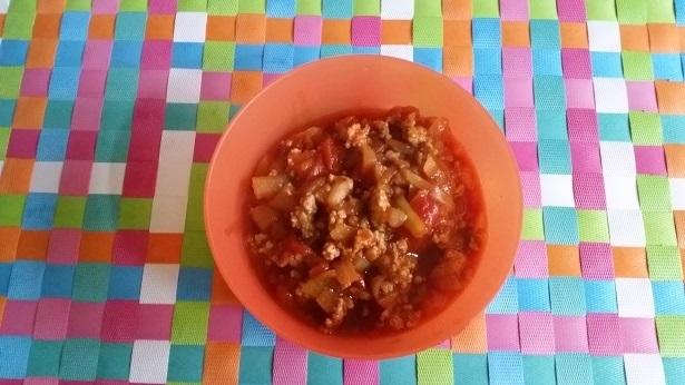 ミートソーススパゲッティ,そぼろ,レシピ,アレンジ