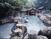 魔訶の湯,宝川山荘,群馬,宝川温泉
