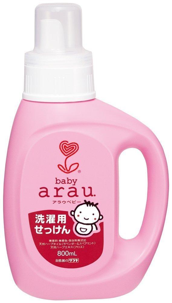 アラウベビー 洗濯用せっけん,赤ちゃん,洗濯洗剤,おすすめ