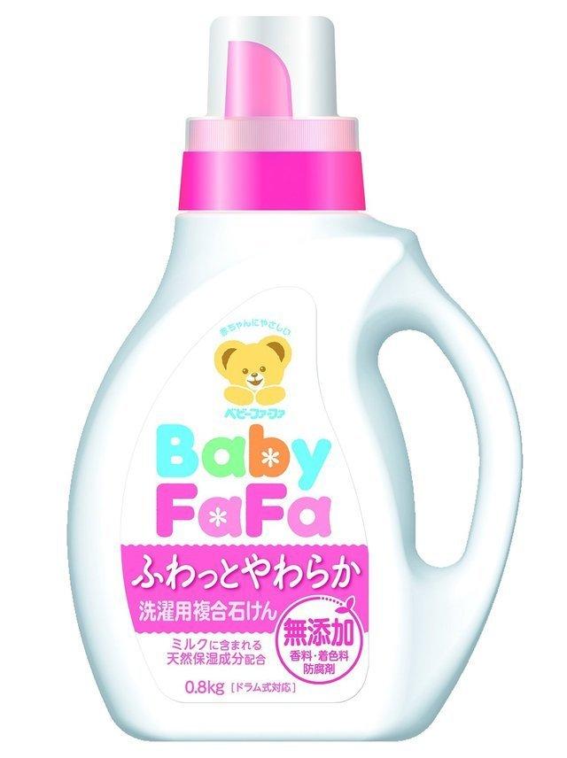 ベビーファーファ 洗濯用複合石けん,赤ちゃん,洗濯洗剤,おすすめ