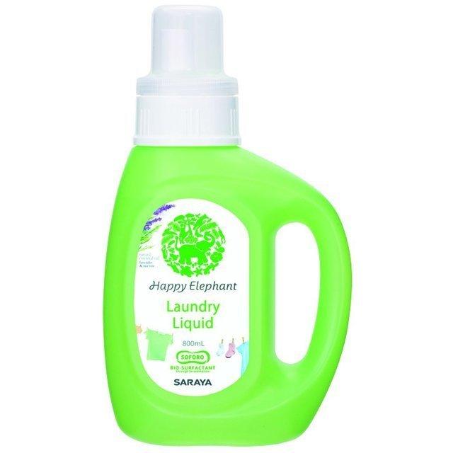 ハッピーエレファント 液体 洗たく用洗剤,赤ちゃん,洗濯洗剤,おすすめ