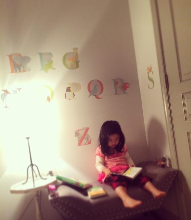寝る前に絵本を読むのが習慣の娘。,卒乳,やり方,コツ