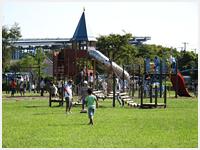 江東区立若洲公園の多目的広場,若洲公園,キャンプ,サイクリング