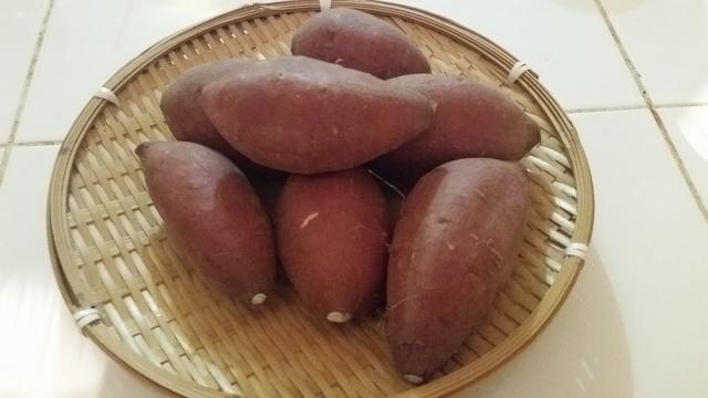 ふかしイモ,さつまいも,おやつ,簡単レシピ
