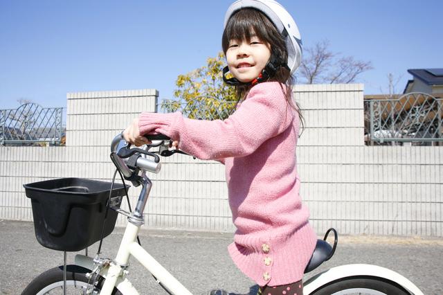 女の子自転車,子ども,自転車,選び方
