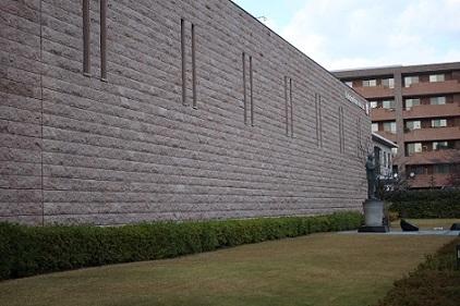 インスタントラーメン発明記念館の外観,インスタントラーメン発明記念館,お土産,大阪