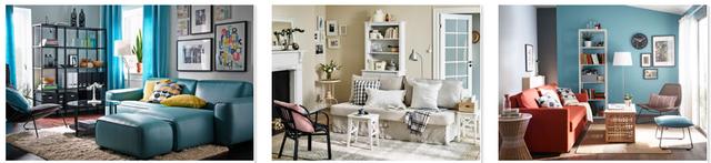 IKEA部屋イメージ,北欧インテリア,赤ちゃん,家具