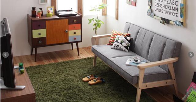 北欧家具sotaoの部屋イメージ,北欧インテリア,赤ちゃん,家具