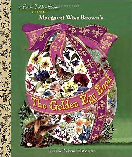 The Golden Egg Book,イースター,英語絵本,読み聞かせ