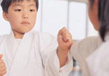 ダンロップスポーツウェルネス 空手道教室,習い事,空手,子ども