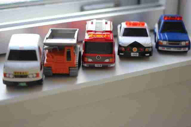 セリアのミニカーコレクション,セリア,ミニカー,おもちゃ