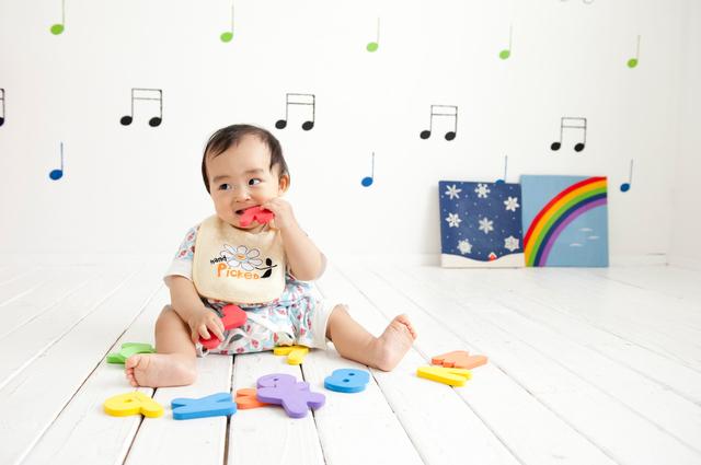 音符と赤ちゃん,イヤイヤ期,対処法,1歳
