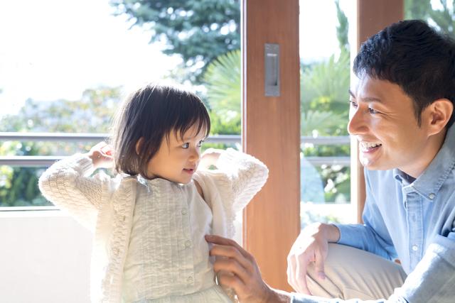 パパと子ども,イヤイヤ期,対処法,1歳