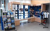 JAMSTECグッズの販売,地球情報館,横浜,海洋研究開発機構