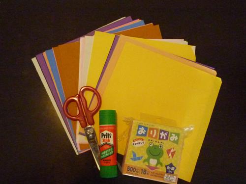 折り紙,巧緻性,トレーニング,指先