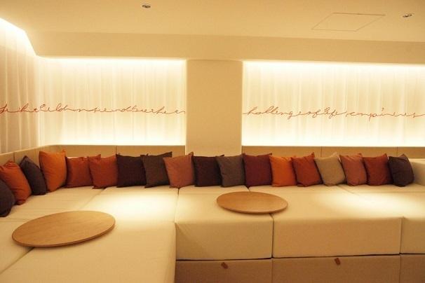 ベッドのようなお座敷,子連れ,カフェ,東京