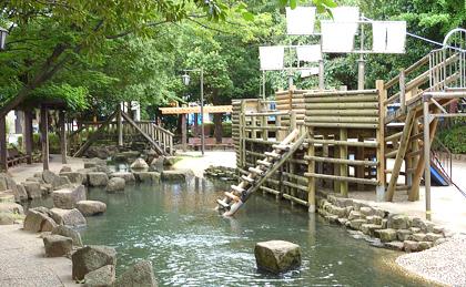 小松川境川親水公園 遊具,江戸川区,小松川境川親水公園,おすすめ