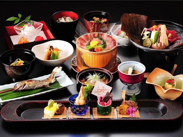 大松閣 料理,名栗,温泉,大松閣