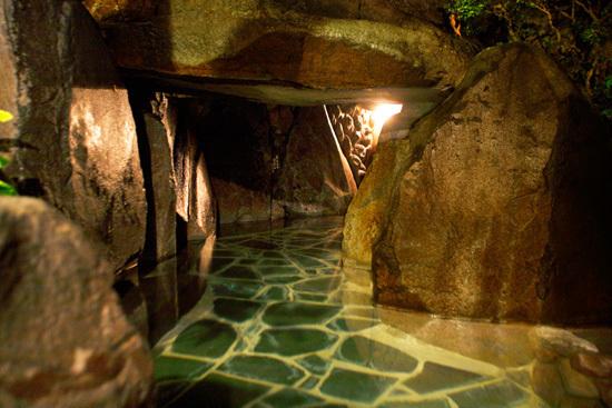 洞窟の湯,大分,日帰り温泉,おすすめ