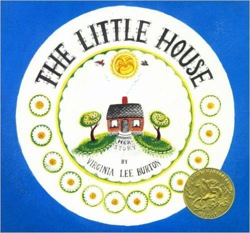 The Little Houseの表紙,英語絵本,読み聞かせ,おすすめ
