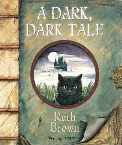 A Dark, Dark Taleの表紙,英語絵本,読み聞かせ,おすすめ