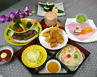 木曽路の料理,堺市,お祝い,食事