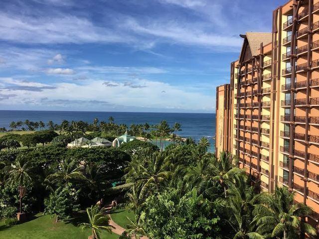 アウラニリゾート,ハワイ,旅行,赤ちゃん